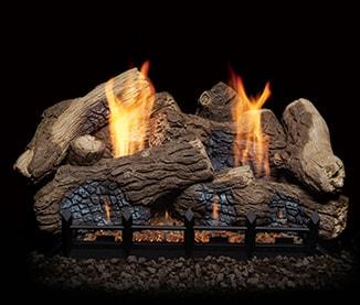 Berkley Oak Log Set