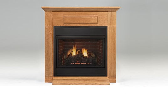 Cabinets A Cabinet Is The Perfect Way To Add Monessen Vent Free Fireplace
