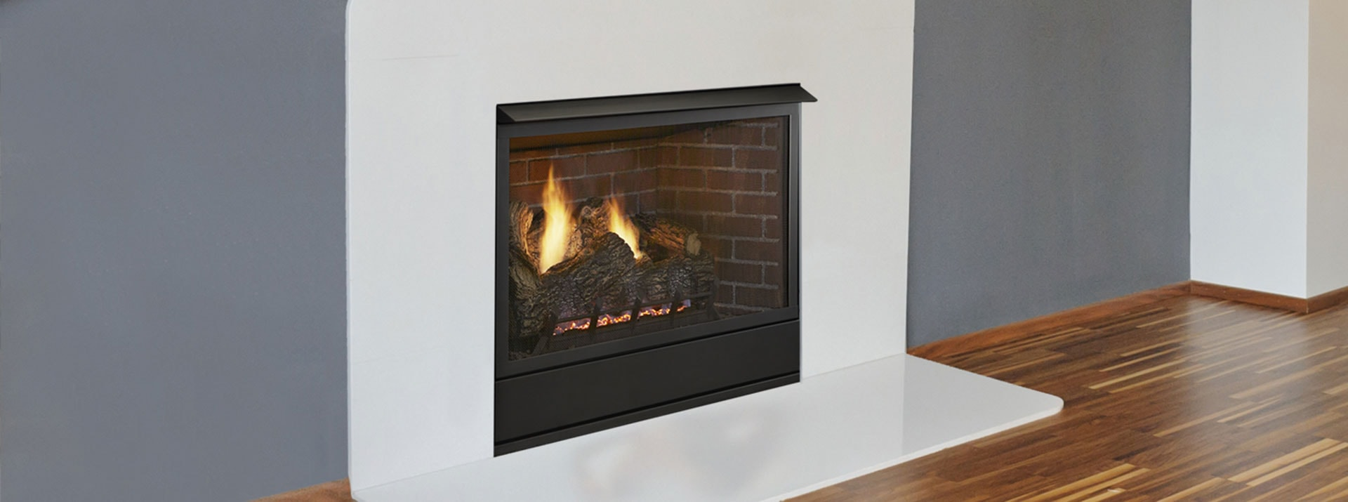 Aria Vent Free Gas Fireplace