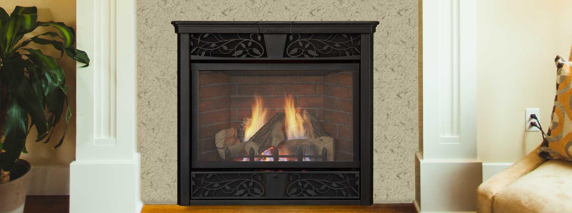 symphony vent free gas fireplace monessen hearth rh monessenhearth com Natural Gas Fireplace Vented Gas Fireplace Inserts