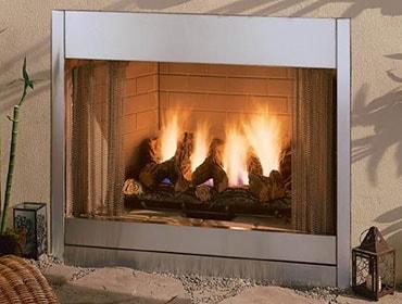 Al Fresco Gas Outdoor Fireplace