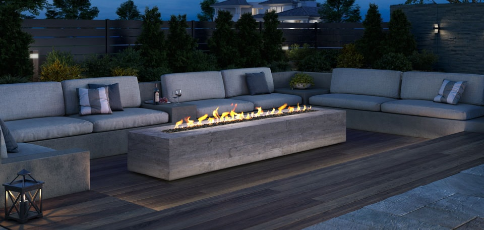 Plaza Gas Fire Pit Monessen Hearth