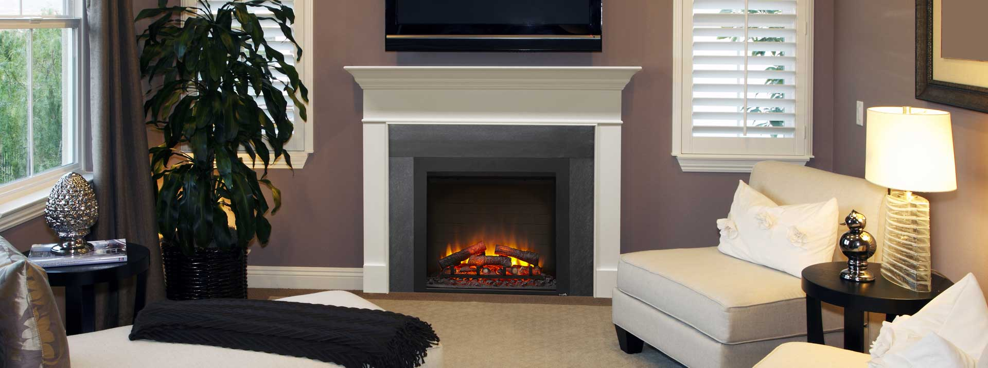 Simplifire Built In Electric Fireplace Series Monessen Hearth