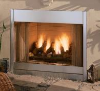Al Fresco Gas Outdoor Fireplace