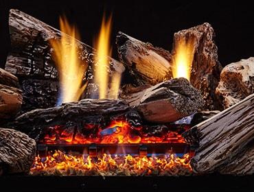 Moxie Vent Free Gas Log Set
