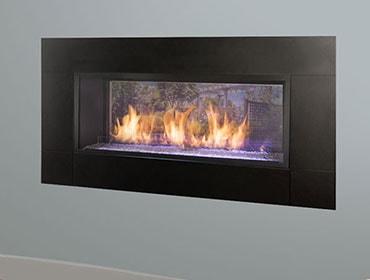 Artisan See-Through Vent Free Gas Fireplace