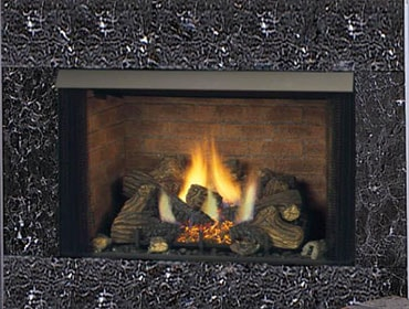 GCUF GRUF Series Vent Free Gas Firebox