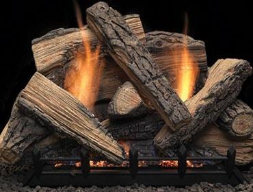 Stony Creek Vent Free Gas Log Set