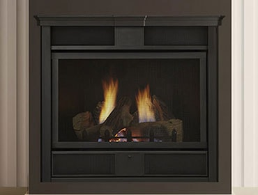 Symphony Vent Free Gas Fireplace