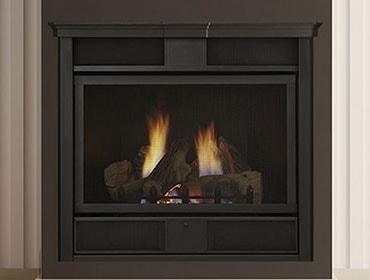 Symphony Vent Free Gas Fireplace