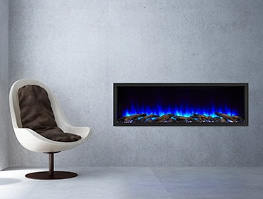 SimpliFire Scion Electric Fireplace